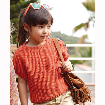 Pull Alabama (16) Catalogue n°77 Enfant (Katia)