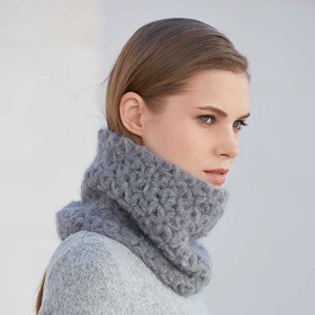 Snood Aire (36) Catalogue n°4 Concept (Katia)