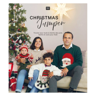 Livre Christmas Jumper - Rico Design