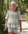 Tunique fille Malibu plus (10) Catalogue n° 85 Enfant (Katia)