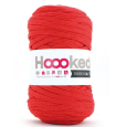 Fil Hoooked Ribbon XL Rouge 250gr