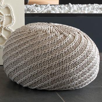 Pouf Big Ribbon (39) Catalogue Katia n°78 City