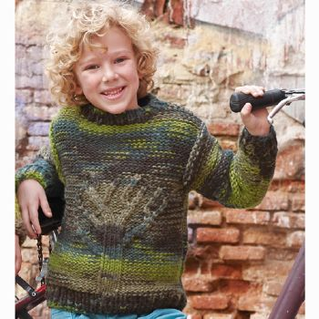 Pull New Népal (09) Catalogue n° 71 Enfant (Katia)
