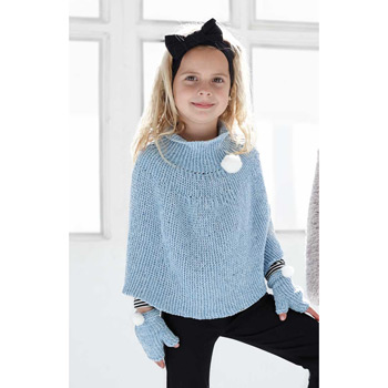 Cape Duende et Velvet fine (09) Catalogue n°83 Enfant (Katia)