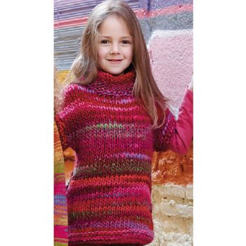 Pull Ushuaia (43) Catalogue n° 71 Enfant (Katia)