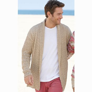 Veste homme Linen (32) Catalogue Katia n°77 Casual