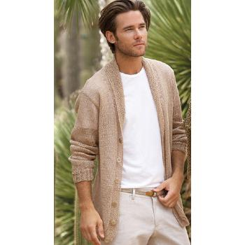 Veste homme Lino (18) Catalogue Katia n°78 City