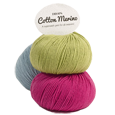 Laine Drops - Cotton Merino