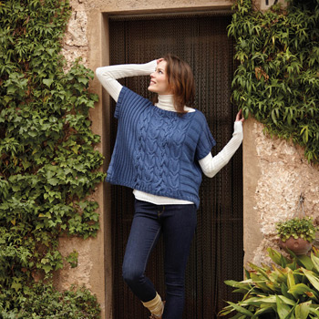Pull court Merino Fine (14) Catalogue Basique n°11 Katia