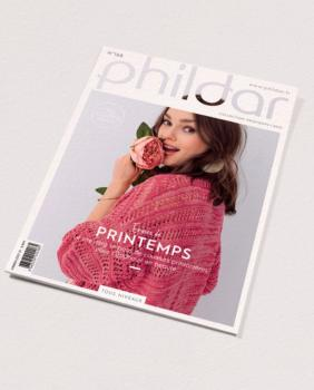Catalogue Phildar n° 168 Printemps été 2019