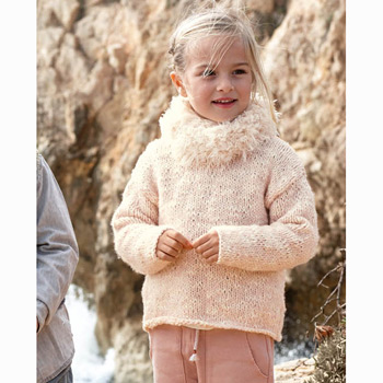 Pull Britannia (6) Catalogue n°79 Enfant (Katia)