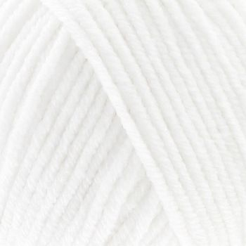 LAINE KATIA BIG ALABAMA COULEUR BLANC 1
