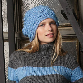 Bonnet Big Merino (41A) Catalogue Basique n°10 Katia