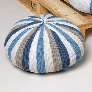 Pouf Big Alabama (21B) Catalogue Katia n°87 Sport