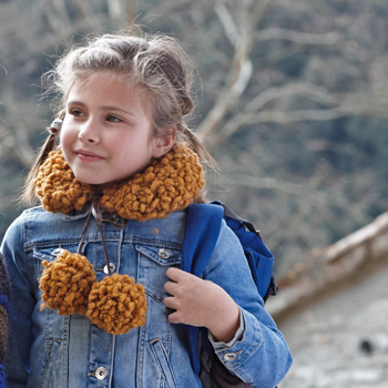 Col Pampa (35) Catalogue n°75 Enfant (Katia)