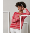 Pull Louisiana et cotton 100% (02) Catalogue sport n°96 Katia