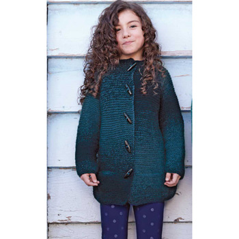 Manteau Shadow (32) Catalogue n°83 Enfant (Katia)