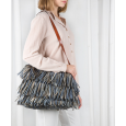 Sac Wood Pulpe Raphia (15) Catalogue n° 97 Chic (Katia)