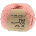 Fil The Cotton Wool Salmon Pink - Pelote de 100 gr- We are Knitters