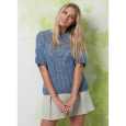 Pull manche courte Mini Washi (25) Catalogue sport n°96 Katia