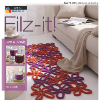 092 - Catalogue Schachenmayr Filz-it! Home n°2 Hiver 2012-2013