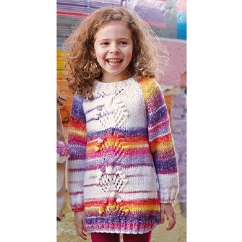 Robe Funky (46) Catalogue n° 71 Enfant (Katia)