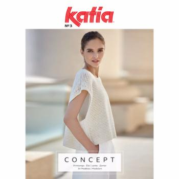 083 - Catalogue Katia Concept n°3 - Eté 2017