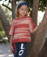 Pull enfant Fille Bora Bora (38) Catalogue n° 85 Enfant (Katia)