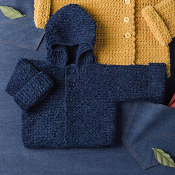 Manteau Bambi (40) Catalogue n°78 Bébé (Katia)