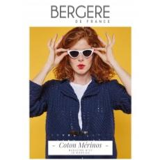 080 - Catalogue Spécial Coton Mérinos 2019 BERGERE DE FRANCE (60694)