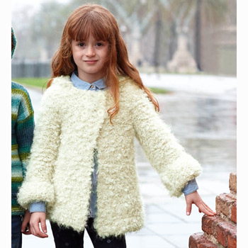 Manteau Ethnic (41) Catalogue n°79 Enfant (Katia)