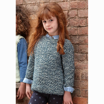 Pull Britannia (43) Catalogue n°79 Enfant (Katia)