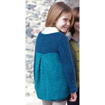 Pull Harmony (25) Catalogue n°75 Enfant (Katia)