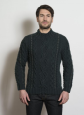 Bergere de France - Pull Homme col montant Magic