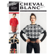Catalogue Cheval Blanc n° 34 Femme tricot 2018/19
