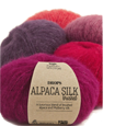 Laine Drops - Brushed Alpaca Silk