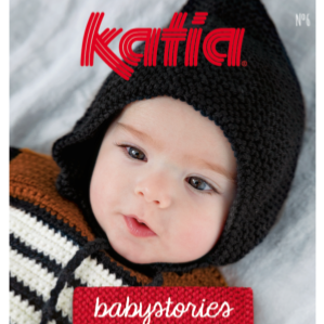 077 - Catalogue Katia Baby stories n° 6 - Automne Hiver 2019/20
