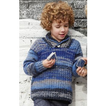 Pull Artist (22) Catalogue n° 71 Enfant (Katia)
