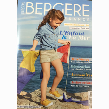 085 - Catalogue BDF Enfant-layette n°185 Printemps/Eté 2016 (67503)