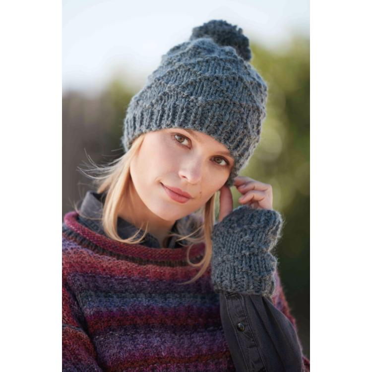Bonnet Big Merino (42A) Catalogue Sport n° 98 Katia