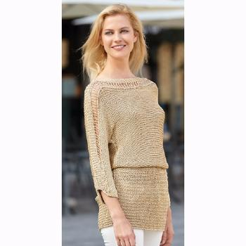 Pull Viscoseta (32) Catalogue Katia n°82 Eté 2015