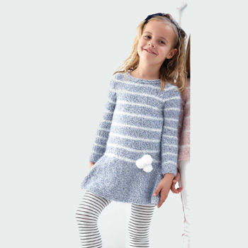 Robe Duende (04) Catalogue n°83 Enfant (Katia)
