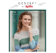 080 - Catalogue Katia Concept n°5 - Printemps été 2018