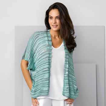 Gilet Cannes (02) Catalogue Katia n°88 Casual