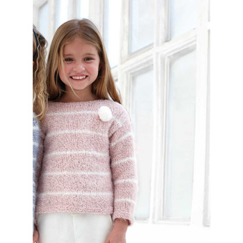 Pull Duende (05) Catalogue n°83 Enfant (Katia)