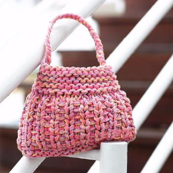Sac Big Ribbon Plus (21) Catalogue Katia Enfant n° 73 Eté 2015